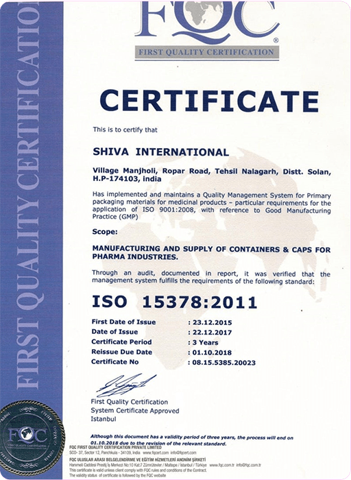 FQC-ISO-Shiva-International